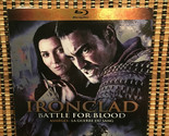 Ironclad: Battle for Blood (Blu-ray, 2014)+OOP Slipcover.Fairley(Game Of Thrones