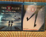 X-Files Movie 1&2: Fight The Future/I Want To Believe-Extended Ed(2-Disc Blu-ray