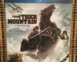 The Taking of Tiger Mountain (Blu-ray,2015)+Embossed Slipcover.Dir<Detective