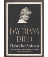 The Day Diana Died~First Edition~Hardcover/DJ~1... - $11.88
