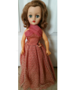 Rare Vintage Eegee Doll With Original Dress 195... - $64.99