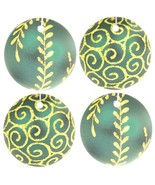 Green Christmas Ornament Car Air Fresheners, 4 Pack - $14.99