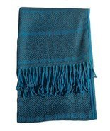 Alpakaandmore, Throw Blanket Peruvian Alpaca Wool 67 X 51.20 (170 X 130 ... - £111.78 GBP