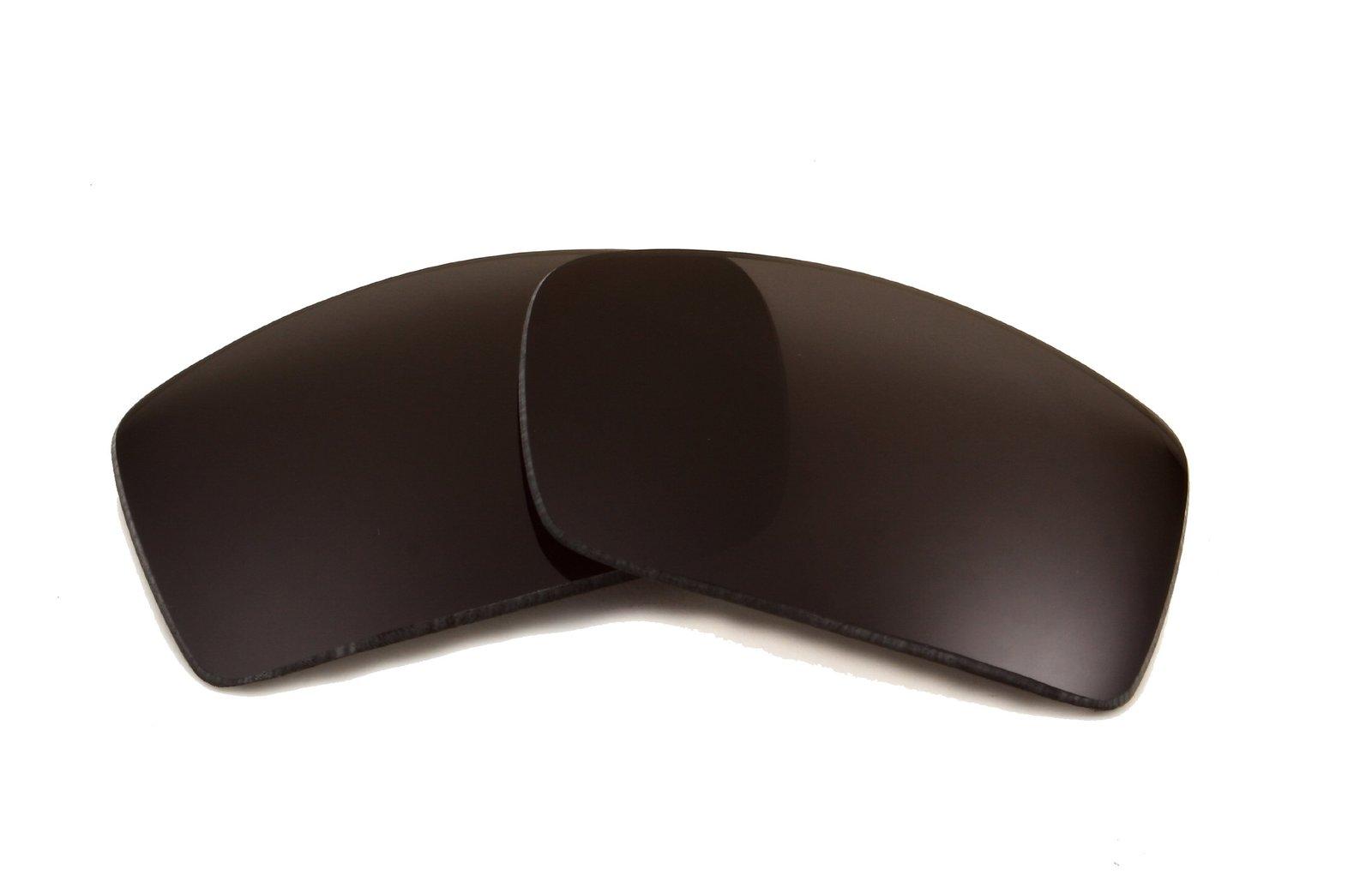 Replacement Lenses Compatible with SPY OPTICS LOGAN Non-Polarized Black Iridium