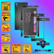 Sony Xperia X -Carbon Skin,Full Body Case Cover Protector,Decal Wrap - $8.99