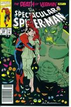 The Spectacular Spider-Man #194 : October Moon (The Death of Vermin - Ma... - $2.11