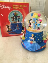 Hallmark Disney 100th Birthday Musical Water/Sn... - $19.99
