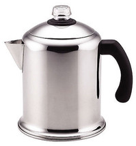 Yosemite Percolator, Stainless Steel, 8-Cup - $43.55