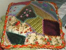 15 x 15 Mixed Patterns retro Home Pillow Decor ... - $29.99