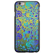 "CUSTOM Black Spigen ThinFit Case for Apple iPhone 6 (4.7"" Model) - Green... - $24.73"
