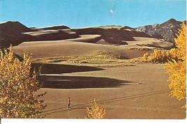 Great Sand Dunes National Park, Colorado, Vintage Postcard - $3.00