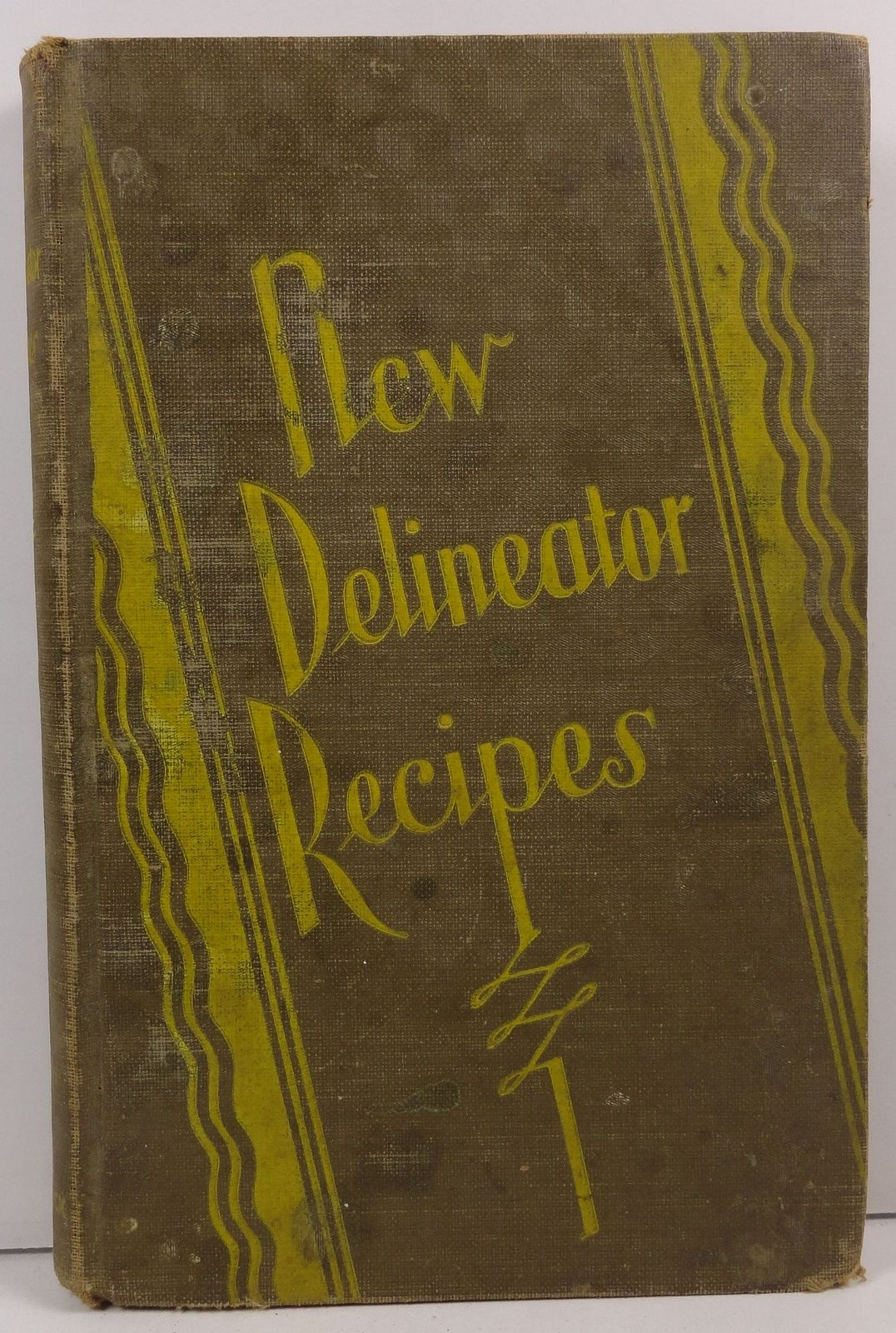 New Delineator Recipes 1929 Butterick