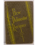 New Delineator Recipes 1929 Butterick - $2.99