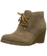 Sperry Top-Sider Women's Stella Prow Ankle Bootie, Taupe,SZ  7 M US - $65.00