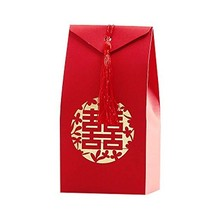 An item in the Home & Garden category: 40 Pcs Gift Decorative Favor Boxes Chinese Style Wedding Candy Paper Boxes Party