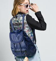 Fashion New Leather Shoulder Bags Large Students Bookbags N090-1 - $39.00