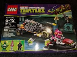 SEALED 79102 LEGO Teenage Mutant Ninja Turtles STEALTH SHELL PURSUIT Rap... - $49.99