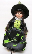 """SEYMOUR MANN Doll """"Witch"""" Connoisseur Collection 13"""" Girl w Hat - BEAUTI... - $49.90"""