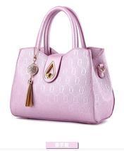Women Fashion Shoulder Bags Leather Medium Handbags,Purse H096-6 - $39.00