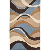 Handmade Area Rug Polyester Contemporary Home Decor - $489.99