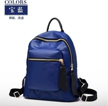 Medium Women Leather Backpacks Fashion New Bookbags,Backpacks V102-1 - $38.99