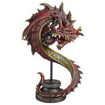 Dragon Wing Statue Sea Serpent Mythical Creatur... - $50.95