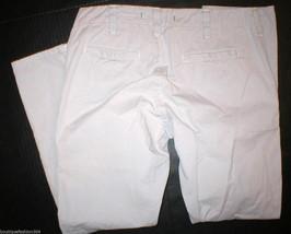 New J Brand Jeans Pants Khaki 25 28 X 27 Crop Womens Skinny Capri Khakis Twill image 4