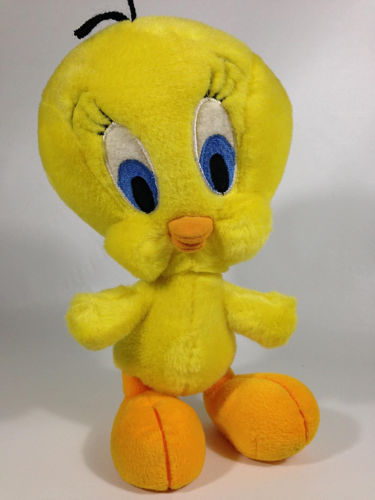 Tweety Bird Plush Vintage Warner Brothers And 50 Similar Items