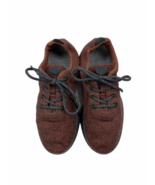 Allbirds Wool Runners Sneakers Athletic Speckled Lace Up Mens Size 11 Bu... - $36.79