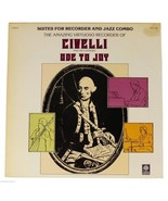 CIVELLI & HIS CONSORT Ode To Joy Suites For Recorder & Jazz LP Classical... - $14.01
