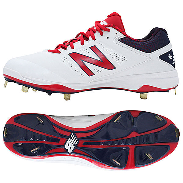 new balance standout pack baseball shoes metal spike
