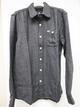 Insight wool shirt blk m man   05 thumb200
