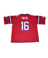 Shane falco red jersey 16 the replacements football keanu reeves sewn thumbtall