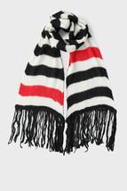 Diesel Unisex K-Esi 00S3JB Fine Knitting Scarf Multicolor - $137.61