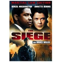 The Siege [Martial Law Edition; Sensormatic] New DVD - $6.34