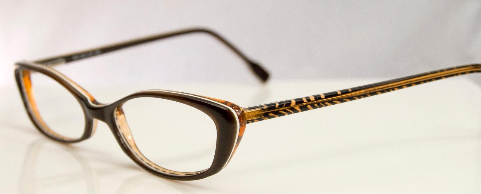 Custom Made Eyeglass Frames New York : Vintage EX 1813 Made in Italy Eyeglass Frames 50-16-135 ...