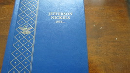 Jefferson Nickels 1938 to 1964 - $20.00