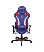 DXRacer OH/FH186/IWR/USA3 High-Back Gaming Chair(Indigo/White/Red) - $399.00
