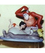 Disney Jungle Book Porcelain Figurine - $99.99