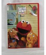 Sesame Street Elmo's World PETS DVD  - $6.80