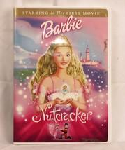 Barbie in Nutcracker DVD Kelly Sheridan, Kirby Morrow, Tim Curry, Peter ... - $7.63