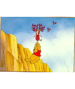 Disney Winnie the Pooh with Bees Lithograph - $15.99