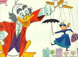 Disney Mary Poppins puppet WDP Free Ship - $15.99