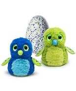 Hatchimals blue green thumbtall