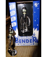 Futurama Bender Robot heavy weight die-cast metal - $65.99