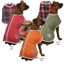 Zack & Zoey Noreaster Warm Reversible Waterproof Reflective Blanket Jack... - $27.88+