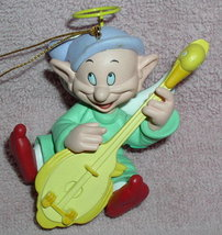 Disney Dopey from Snow White Angle Ornament figurine - $44.99
