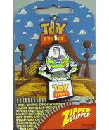 Disney Toy Story 1 Buzz Lightyear European zipper pull - $10.99