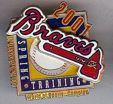Disney Atlanta Braves 2001 - Spring Training pin/pins - $18.39