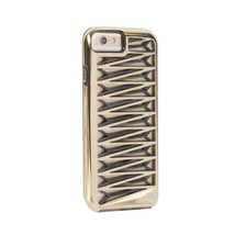 NEW Case Mate Tough Layers Case Apple iPhone 6 & iPhone 6s (Gold / Sheer... - $161,51 MXN